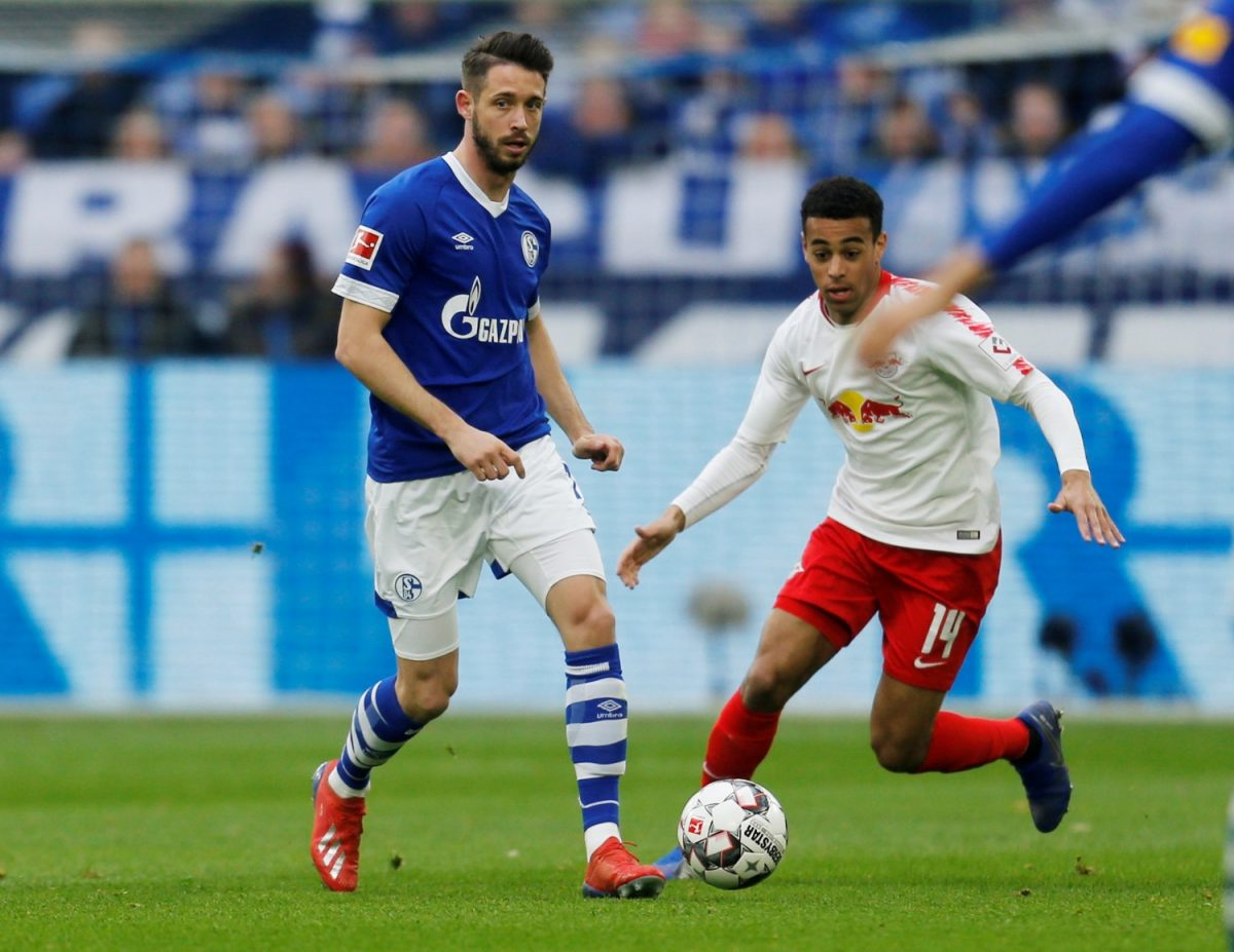 Uth Looking To Kick On After Successful Schalke Return