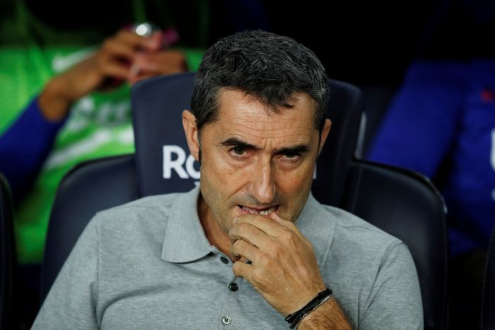 Valverde – Barcelona Form Is My Fault