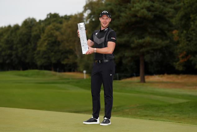 Willett Ready For Ryder Cup Push