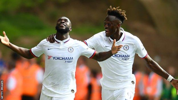 Lampard  Keen About Abraham, Tomori Signing New Chelsea Contracts