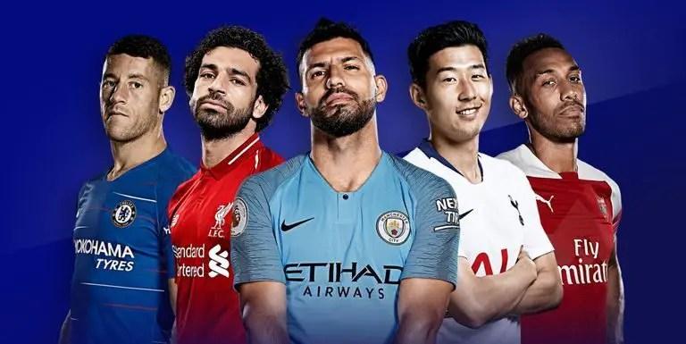 English Premier League Clubs