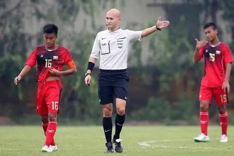 Singaporean Referee Foo To Officiate Super Eagles,  Brazil Friendly