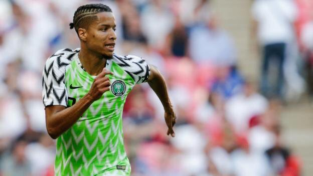 Ebuehi Replaces Injured Omeruo In Super Eagles Squad For  Brazil Friendly
