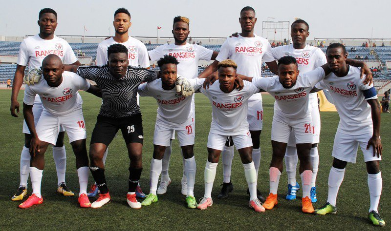 CAFCC: Rangers Edge Out KARA, Join Enyimba In Group Stage
