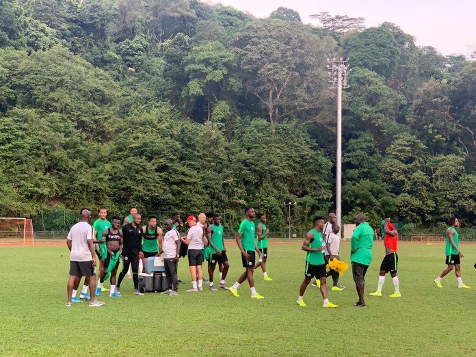 Rohr: Good Showing Vs Brazil Great For Super  Eagles Confidence