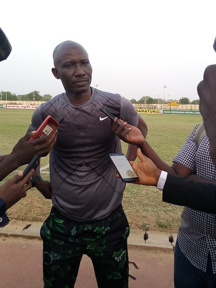 Bosso Takes Over At Wikki Tourists After Zubairu's Departure