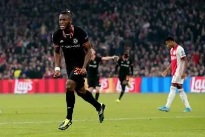 Batshuayi Scores Winner For Chelsea In Win Over Valencia