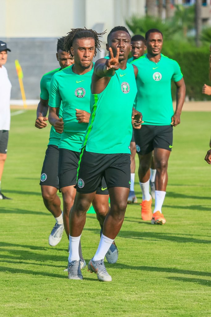 Etebo Expected To Defy Injury, Be Fit For Super  Eagles Vs Benin, Lesotho