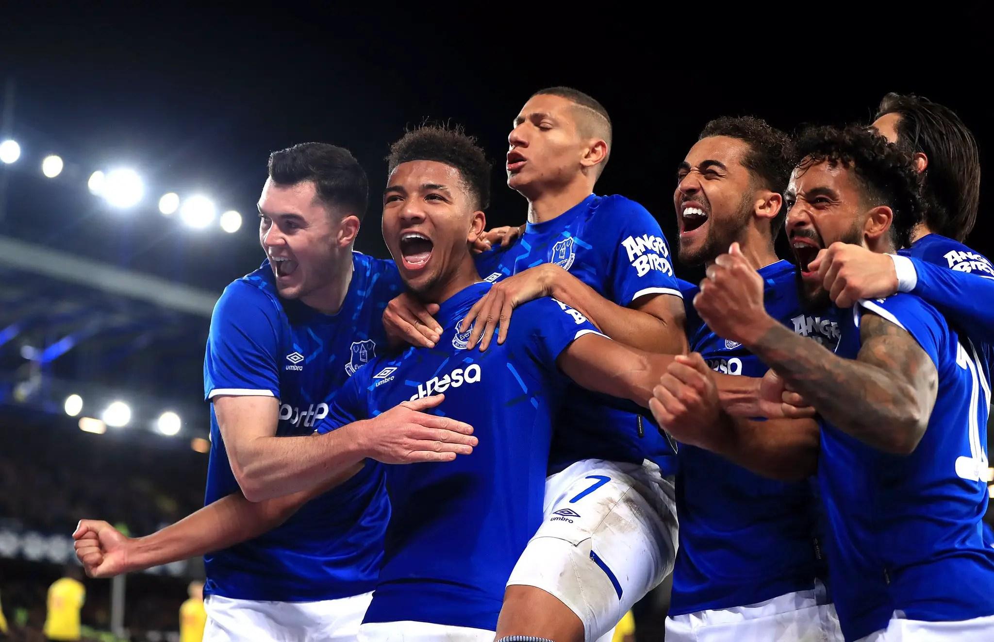 Silva Hails Iwobi's Impact In Everton Carabao Cup Win Vs Watford