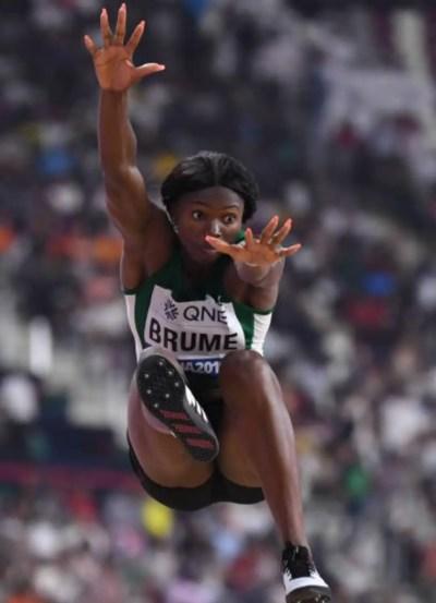 ese-brume-17th-iaaf-world-championships-doha-2019-tobiloba-amusan-long-jump-100m-hurdles