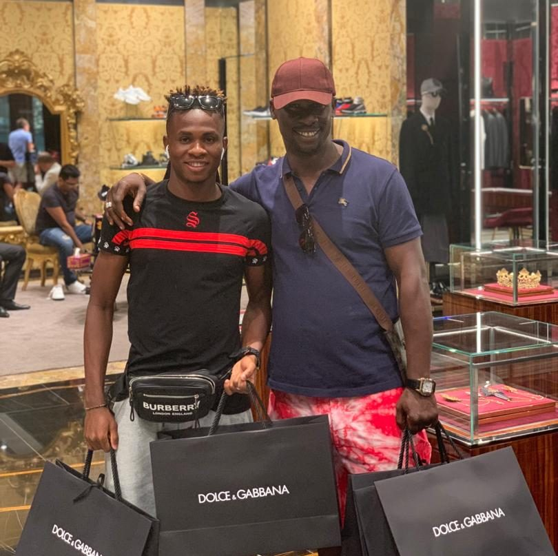 Kopa Trophee: Apugo Believes Chukwueze Is A Future Ballon d'Or Candidate