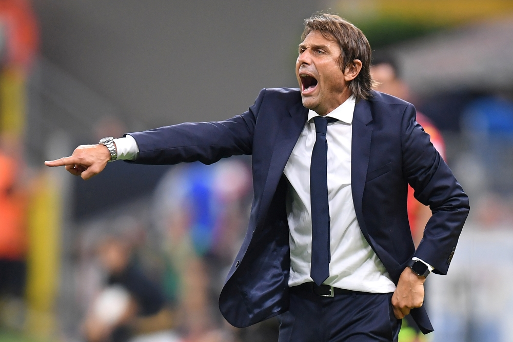 Conte Left To Rue Missed Chances As Inter Lose