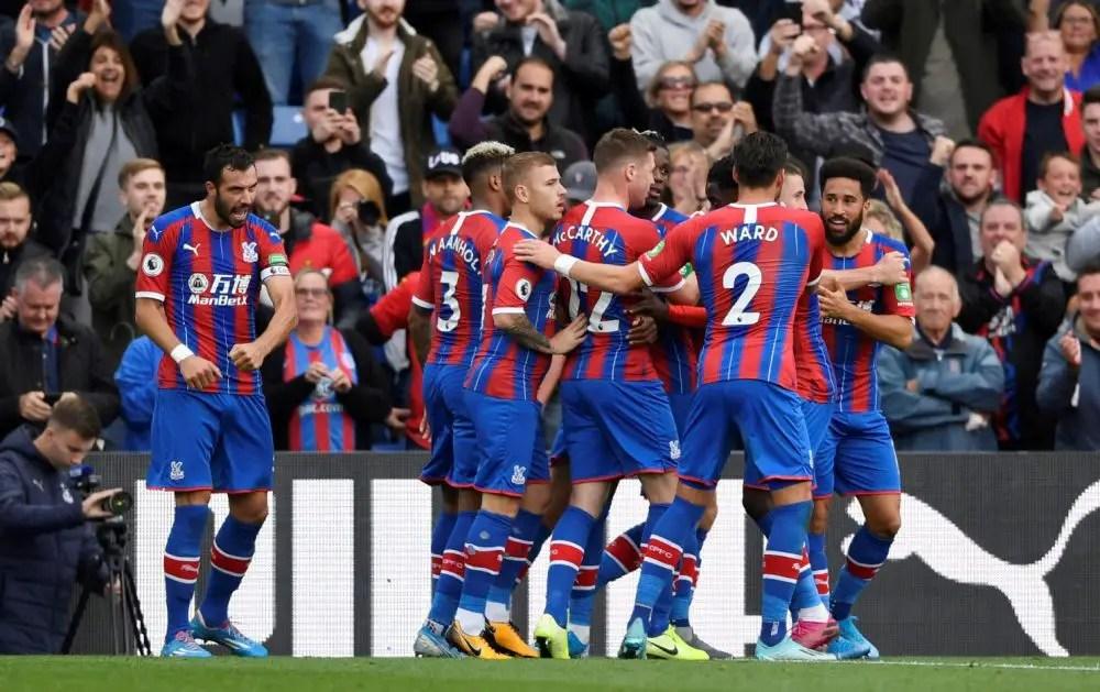 Crystal Palace v Manchester City Team News