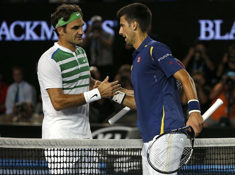 Djokovic And Federer Reach Shanghai Last-Eight