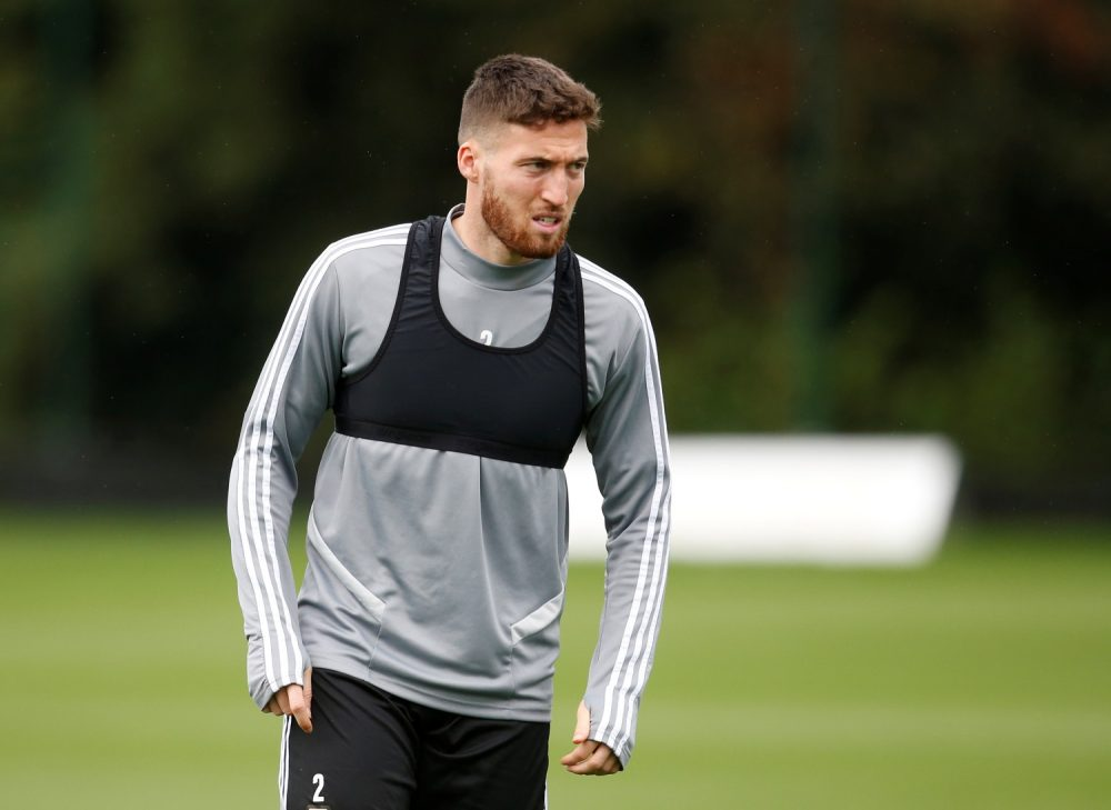 Doherty Still Working Towards Fitness