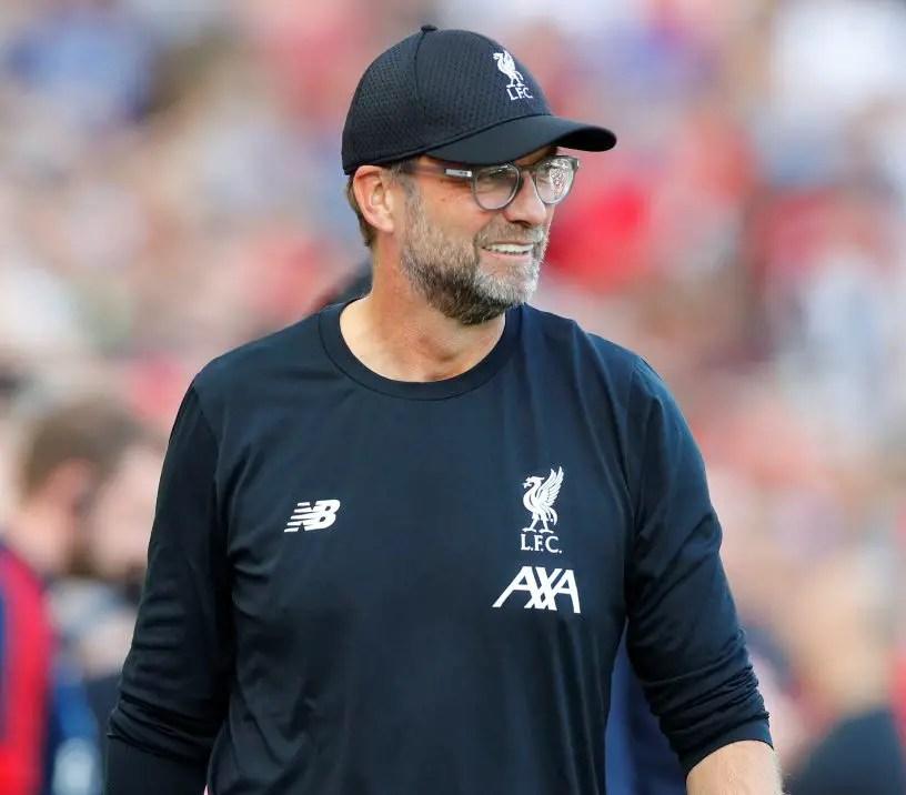 Dortmund Made Approach For Klopp Says Watzke