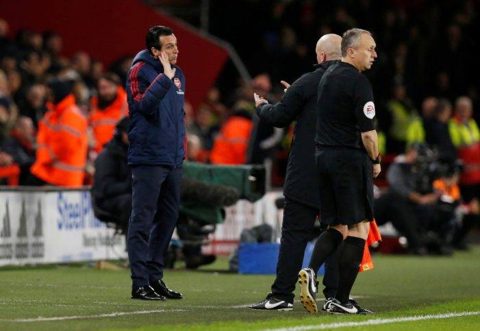 Emery Left To Rue Pepe Miss As Gunners Lose To Blades