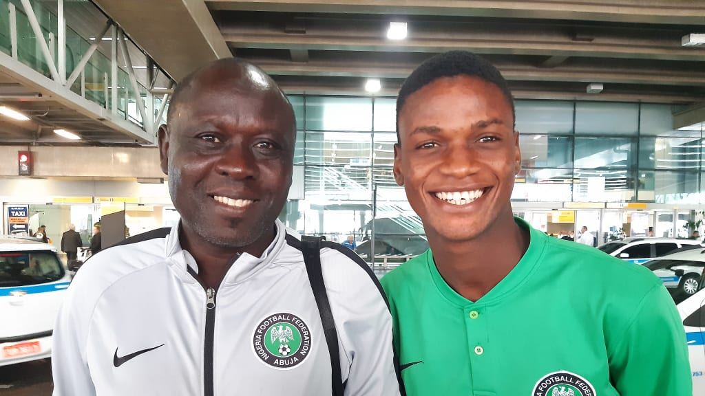 TIjani: Golden Eaglets Good Enough To Win U-17 World Cup Title
