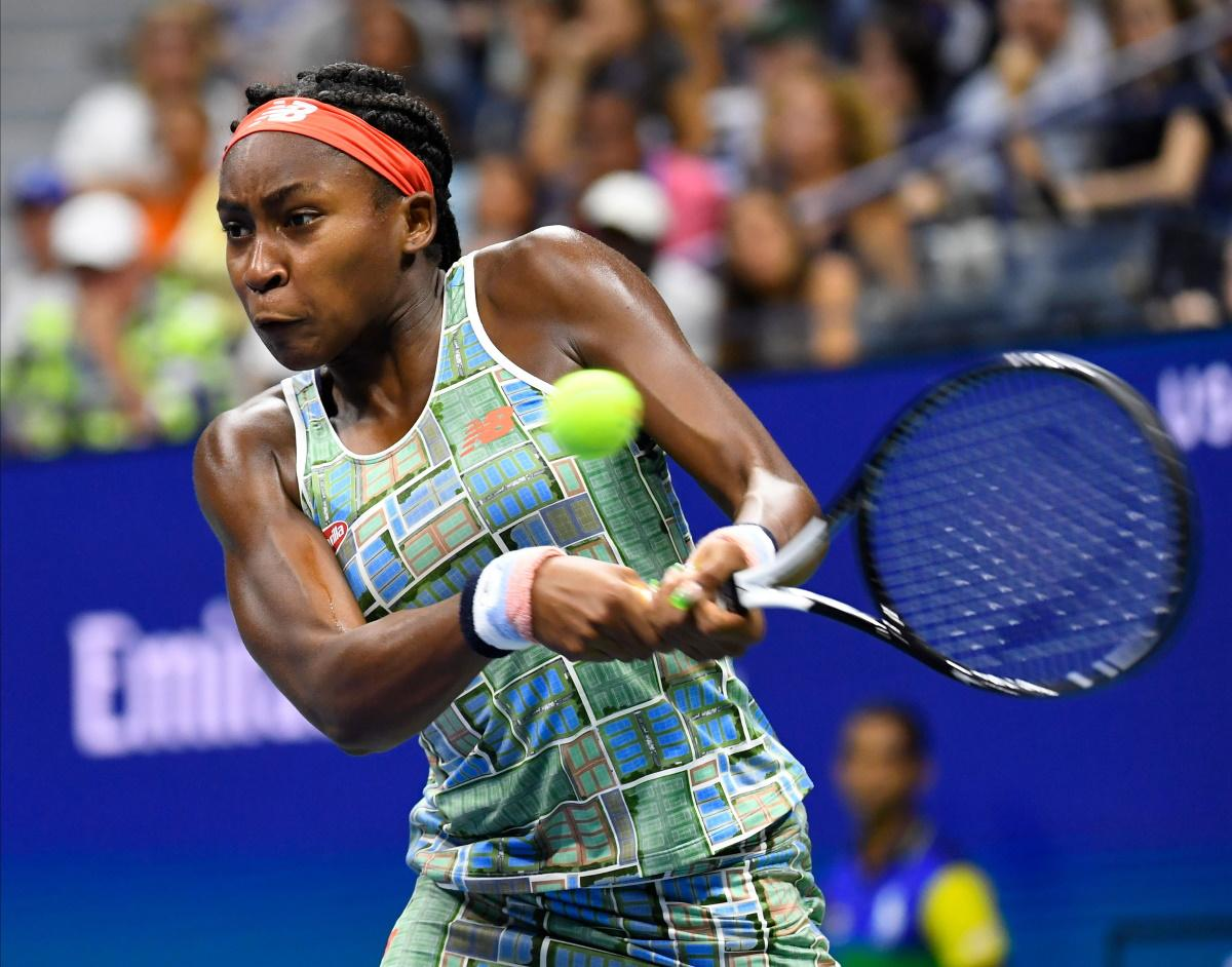 Gauff Seals Place In World's Top-100