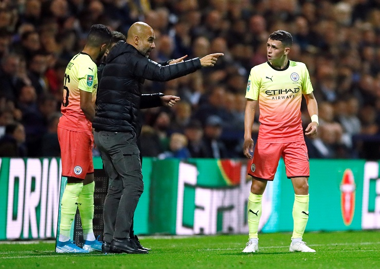 Guardiola Says City Ace Not Available At Any Price