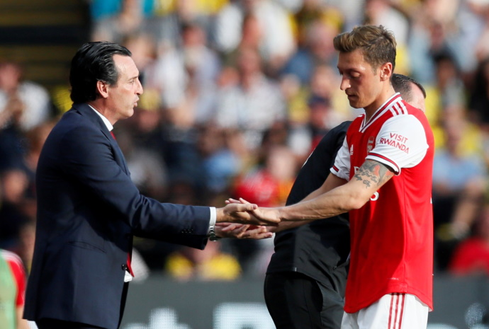 Arsenal Looking To Offload Ozil With Fener Keen To Do Deal