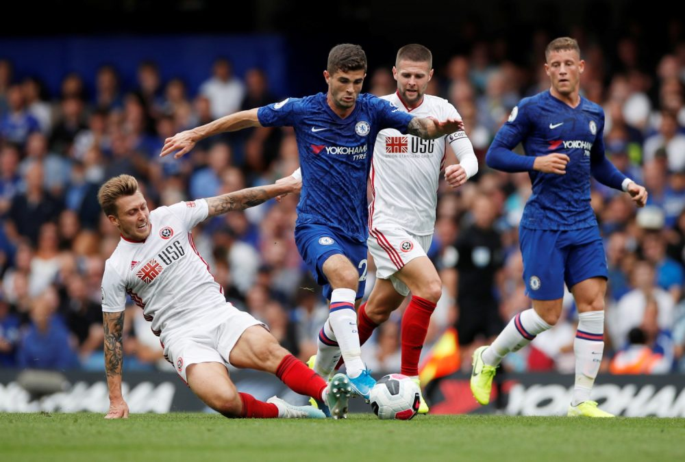 Lampard Fires New Boy Warning Over Starting Place