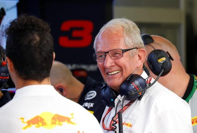 Marko Desperate To Provide Verstappen With Title