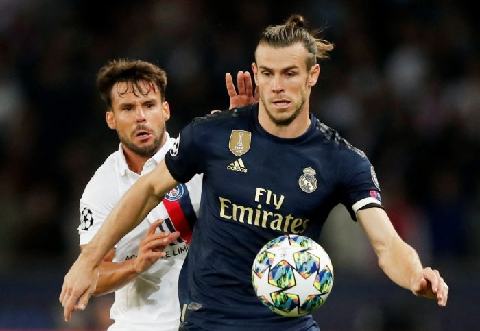 Modric Hoping Amazing Bale Stays With Real