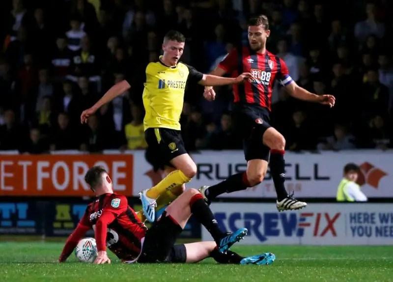 New Defender Impresses At Bournemouth