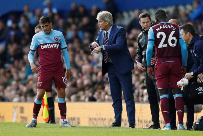 Pellegrini Defends Pablo Performance