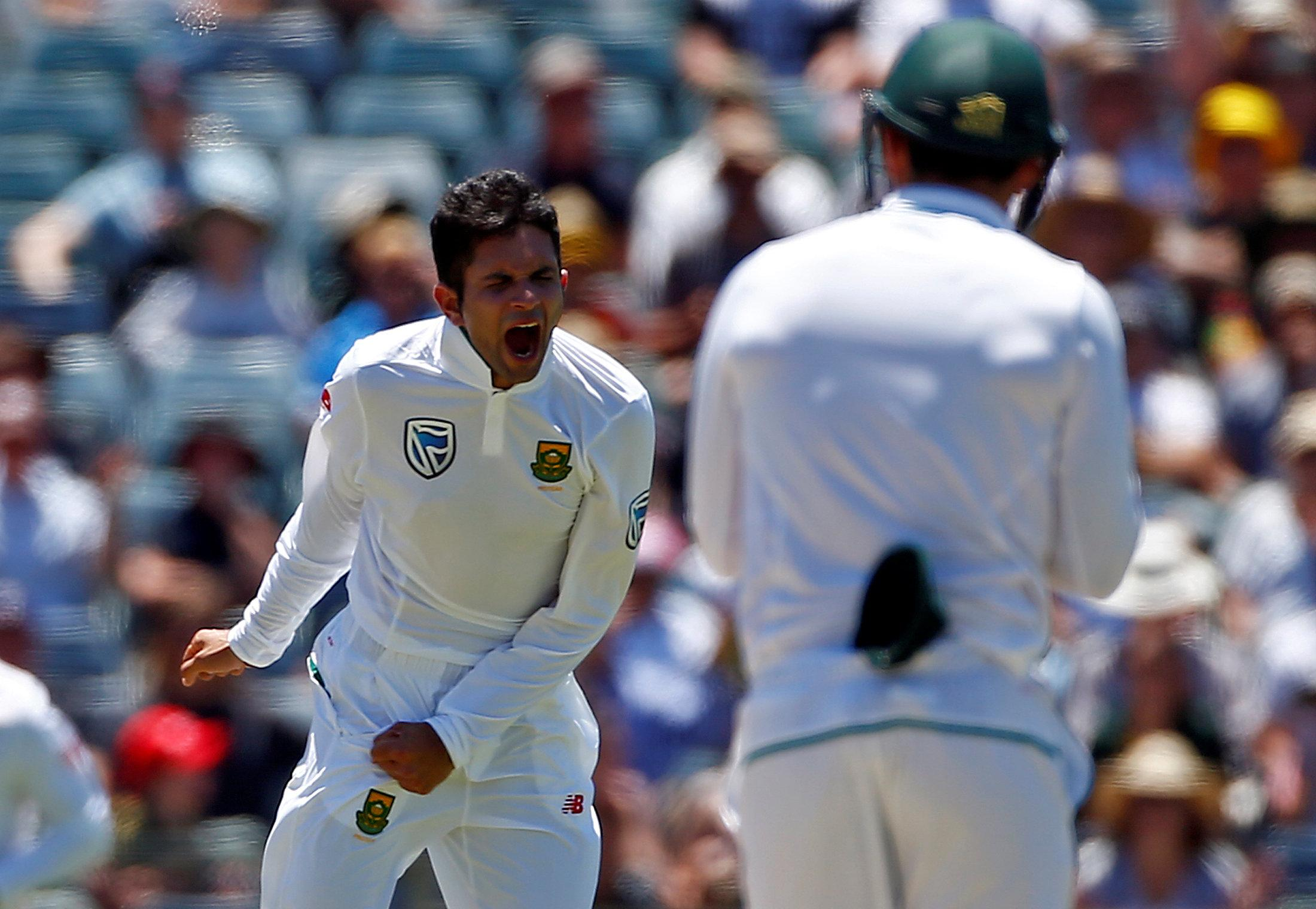 Proteas In Trouble Despite Lower-Order Stand