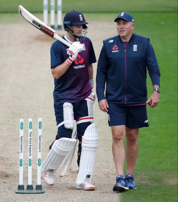 Silverwood Handed England Coaching Role