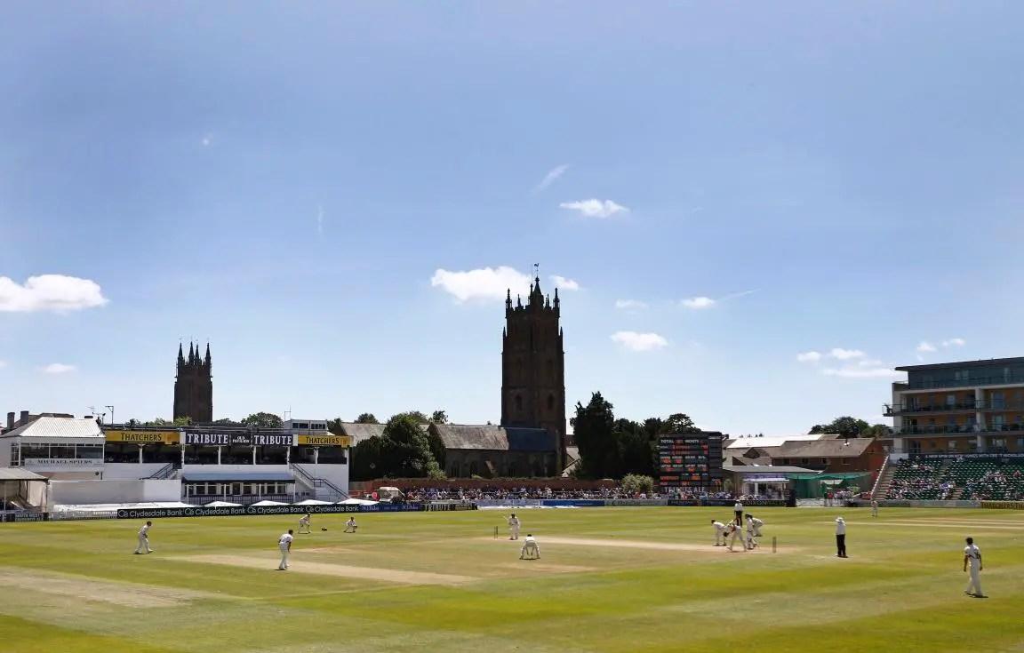 Somerset Batsman Byrom Bags New Deal
