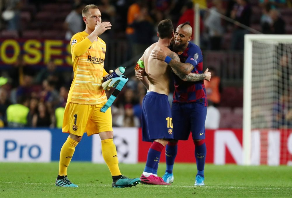 Ter Stegen Set For Barca Contract Talks – Report