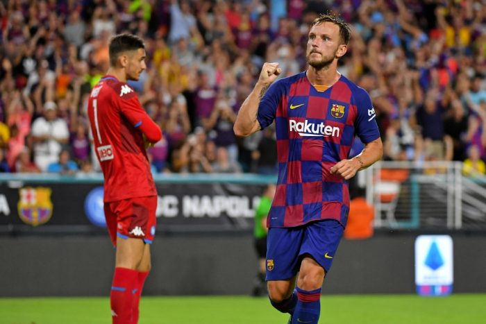 United Turn To Barca Star To Strengthen Midfield