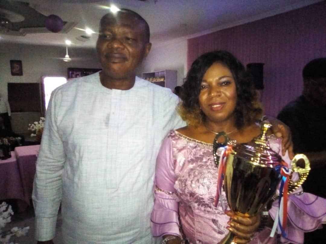 2019 ICAN President's Golf Tournament: Female Player Kachi Emerges Overall Winner