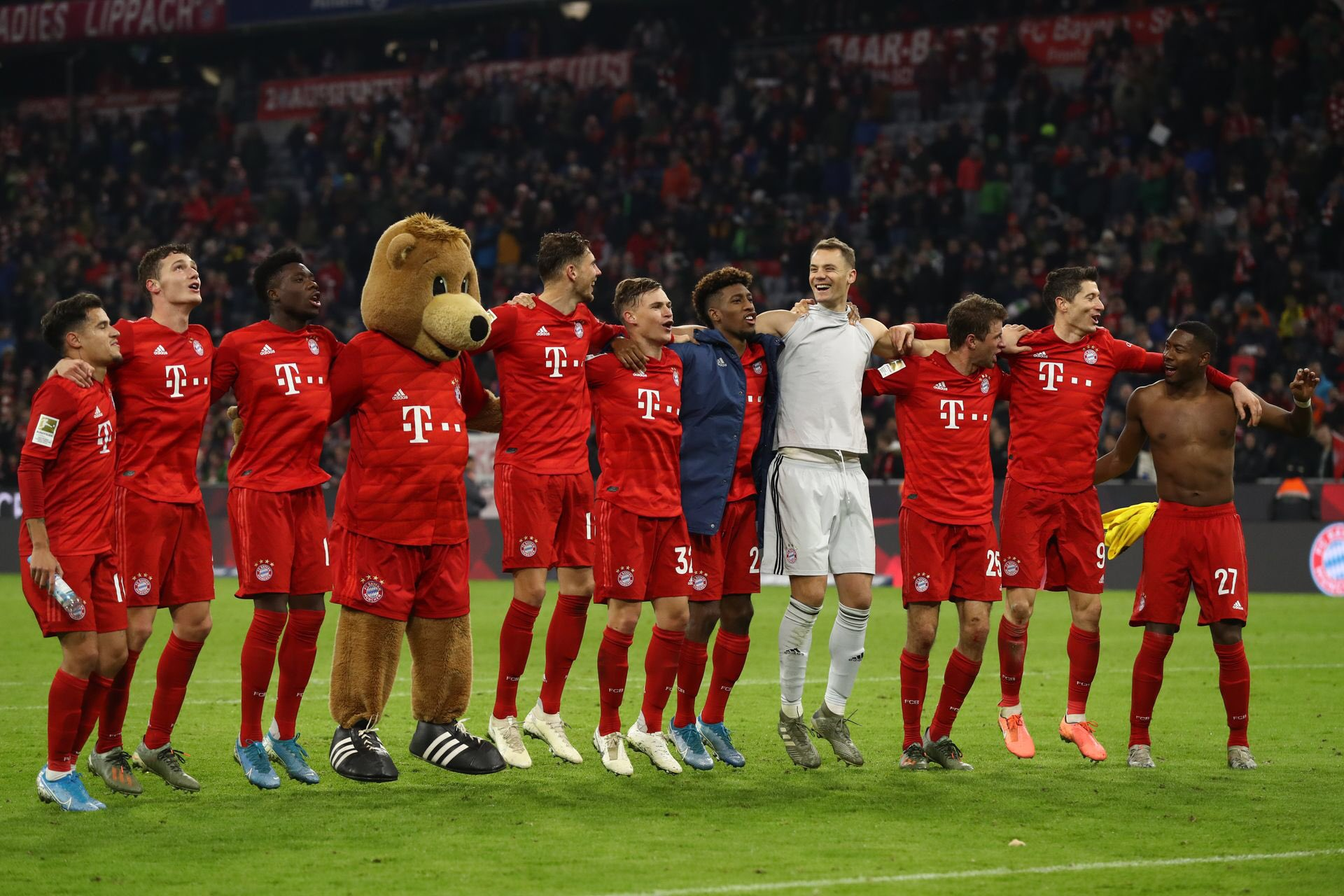Bayern Munich's Guaranteed Title Win And Their Chances In The Champions League