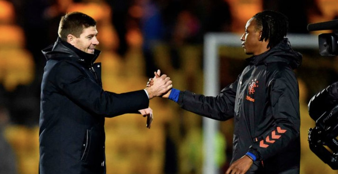 Aribo Thrilled To Score First Scottish Premier League Goal For Rangers