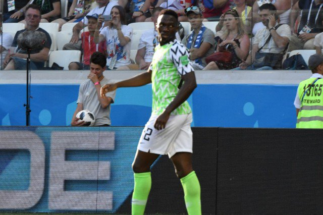 Omeruo , Kalu, Mikel Arrive Uyo  For Super Eagles,  Benin Clash
