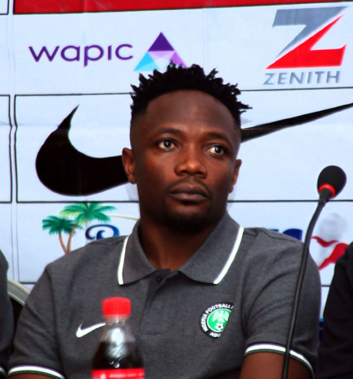 Musa Happy To Be Back In Super Eagles For Benin Clash