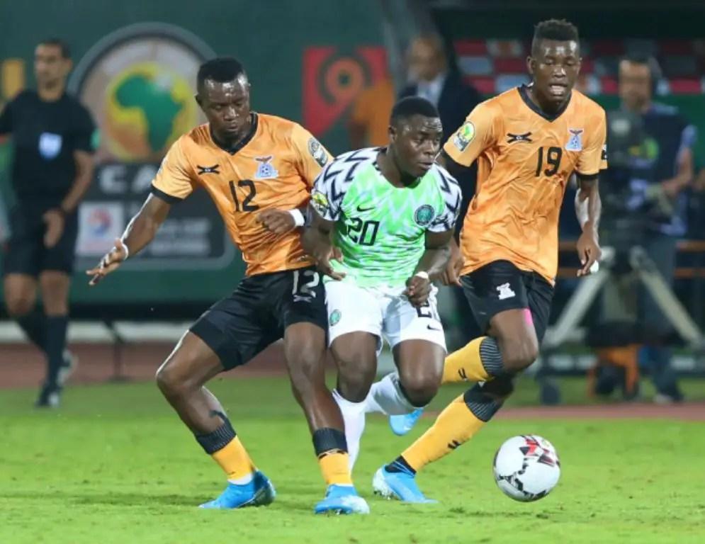 Katongo: Zambia Players vs Nigeria Worse Than When They Were U20s