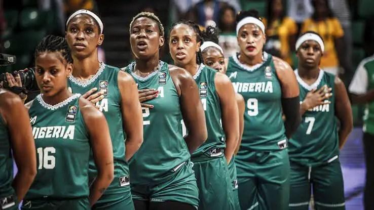 Tokyo 2020 Basketball : Gallant D'Tigress Fall To USA