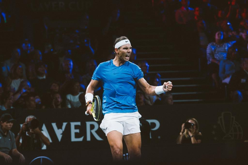 Nadal Digs Deep To Beat  Tsitsipas at ATP Finals