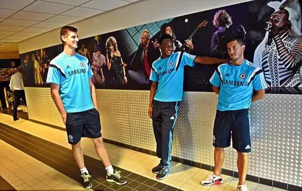 Mikel Reveals  Chelsea Reaction After Infamous Barcelona Defeat