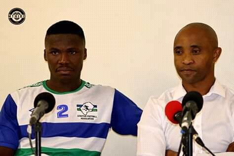 Lesotho Coach  Senong:  We Lost To A 'Very Good' Team