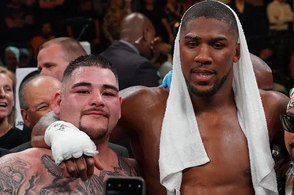 Ruiz: Joshua Desperate To Beat Me In Rematch