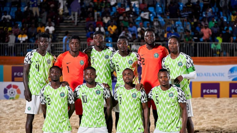 FIFA Beach Soccer W/ Cup: Supersand Eagles Set for Portugal Test