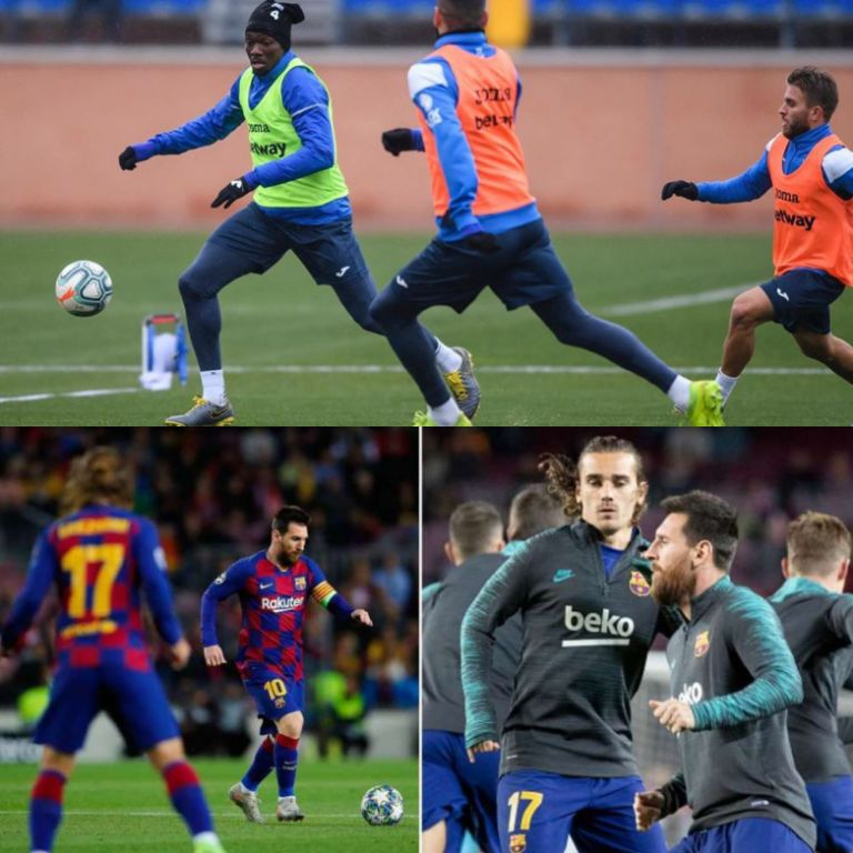 Omeruo Eager For Messi, Griezzmann Test in Leganes – Barcelona Clash