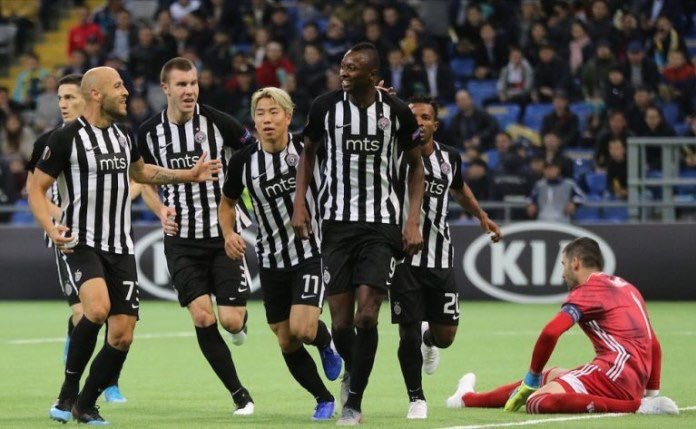 Eagles RoundUp: Sadiq Bags Hat-Trick For Partizan Belgrade, Collins Booked In Paderborn's Thrilling 3-3  Draw At Dortmund