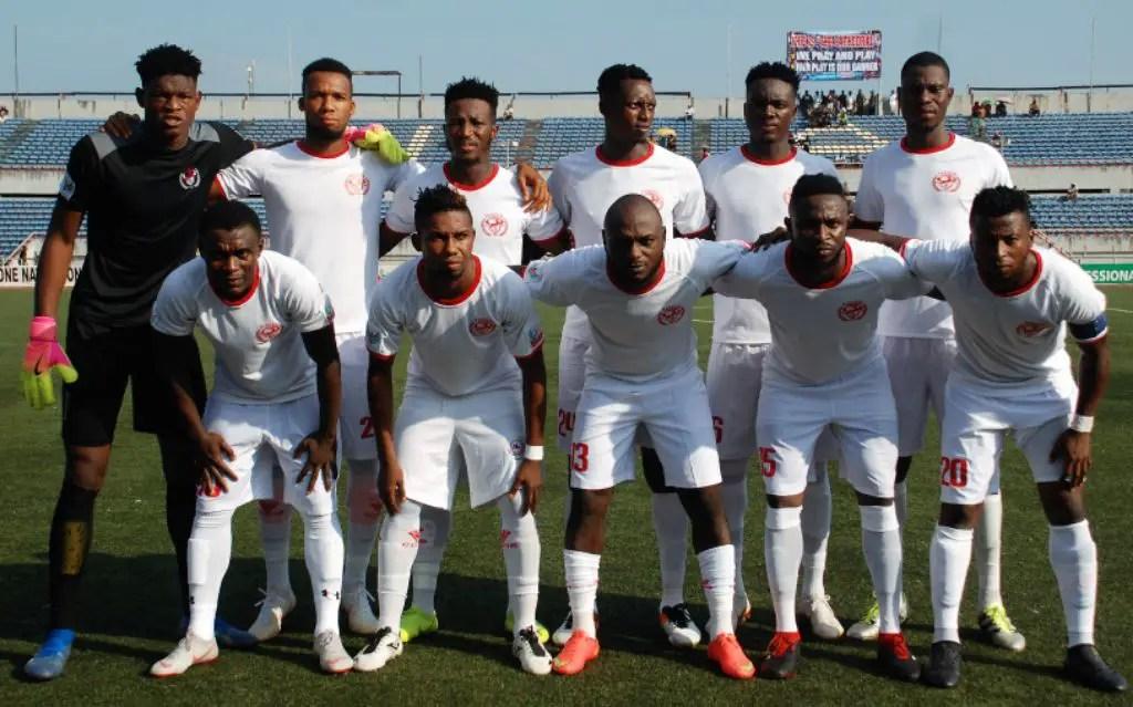CAFCC: Rangers 'Talk Tough' Ahead Home Clash vs Nouadhibou
